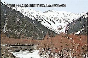 河童橋ライブカメラ