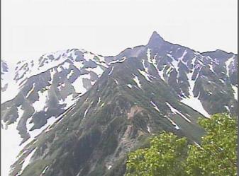 ヒュッテ西岳のライブカメラ