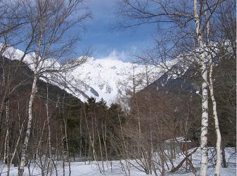 西糸屋山荘のライブカメラ