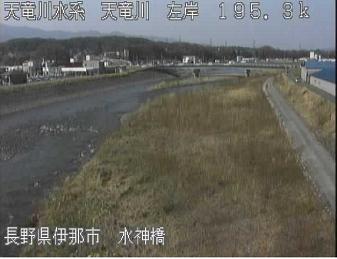 水神橋のライブカメラ