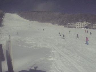 菅平スキーハウスライブカメラ2