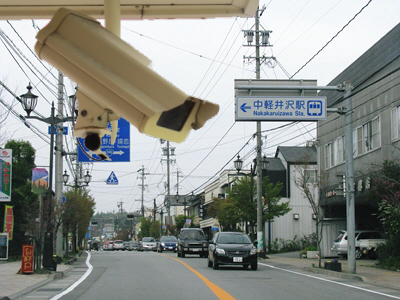 軽井沢のライブカメラ