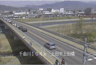 上田橋のライブカメラ