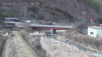 中山道落合橋のライブカメラ