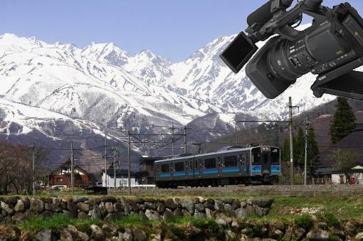 安曇野市ライブカメラ