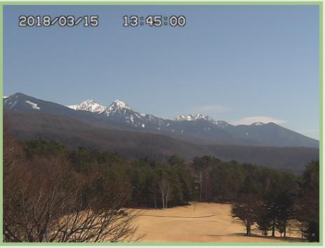 八ヶ岳ライブカメラ