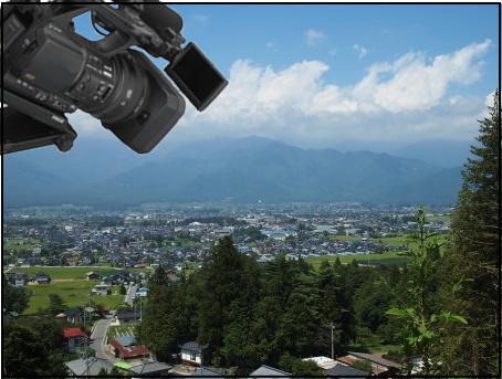 池田町のライブカメラ