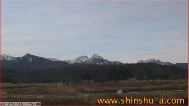八ヶ岳ライブカメラ2