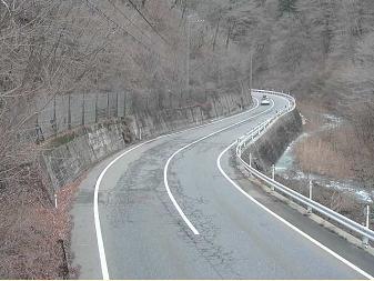 木曽町神谷入口のライブカメラ