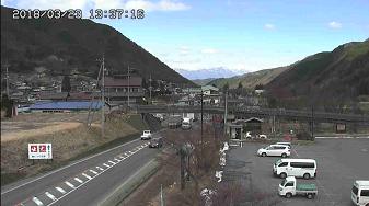 和田宿ステーションのライブカメラ