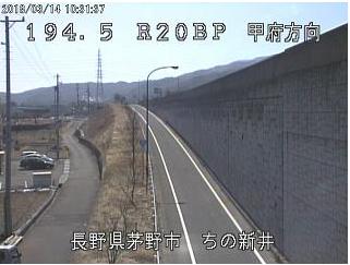 ちの新井ライブカメラ