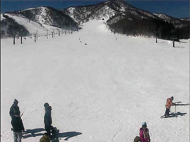 *白馬乗鞍温泉スキー場のライブカメラ*