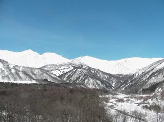 白馬岳ライブカメラ