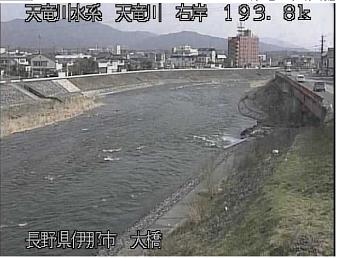 大橋のライブカメラ