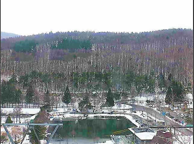 白樺湖 池の平スノーパークのライブカメラ