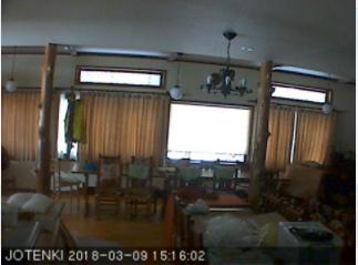 上天気のライブカメラ