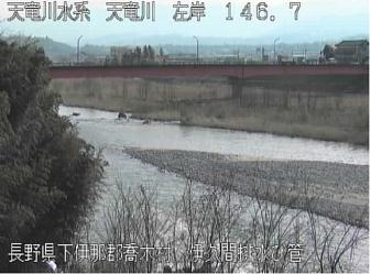 伊久間排水ひ管のライブカメラ