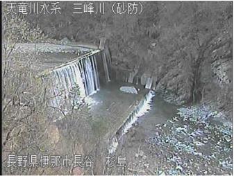 杉島のライブカメラ支川