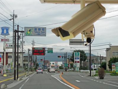 辰野町ライブカメラ