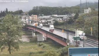 大屋橋のライブカメラ