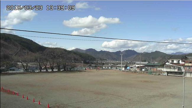 長和町役場長久保支所のライブカメラ