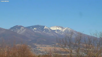 浅間山のライブカメラ4