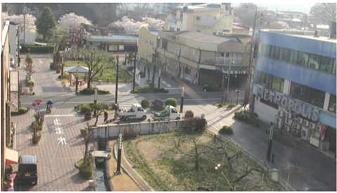 飯田りんご並木ライブカメラ