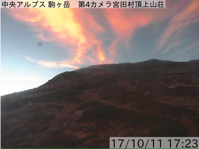 駒ケ根のライブカメラ