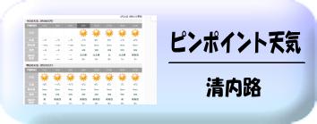 清内路天気