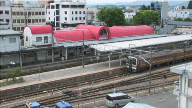 飯田駅のライブカメラ