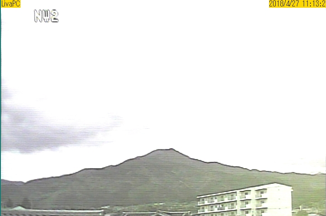 飯田市風越山風景カメラ
