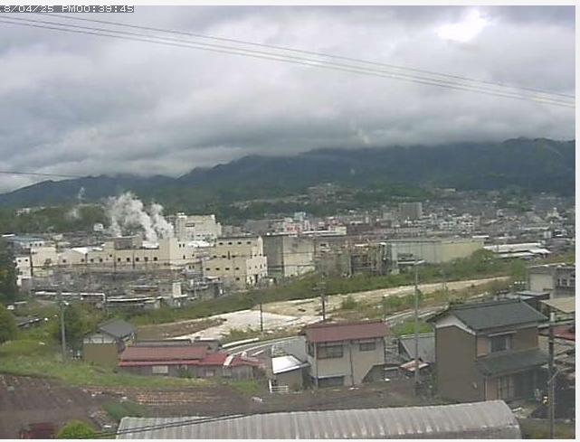 恵那山のライブカメラ