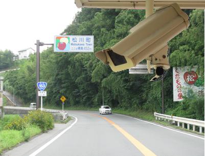 松川町ライブカメラ