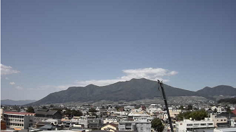高社山(市役所屋上から北向き)ライブカメラ