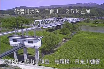 柏尾橋(日光川樋管)ライブカメラ