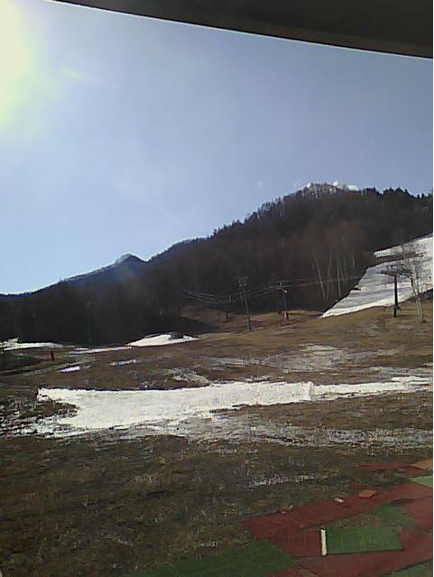 川上村のシャトレーゼスキーリゾート八ヶ岳が見えるライブカメラ