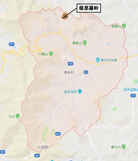 青木村地図
