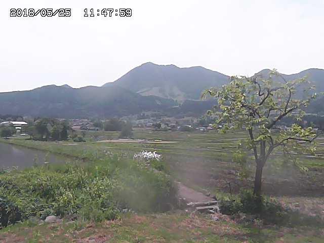 高社山ライブカメラ