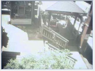 渋温泉足湯のライブカメラ