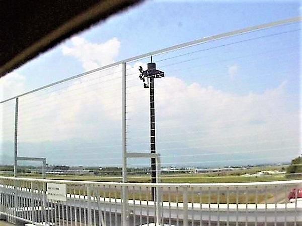 松本空港のLIVEカメラ